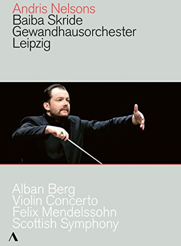 Gewandhausorchester Leipzig and Andris Nelsons