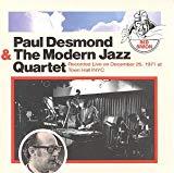 Desmond, Paul and Modern Jazz Quartet, The