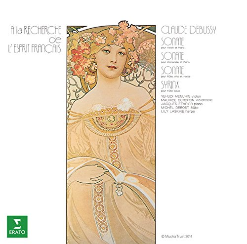 Harp, Violin & Flute