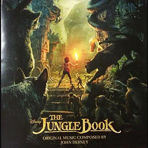 Jungle Book Disney Cast