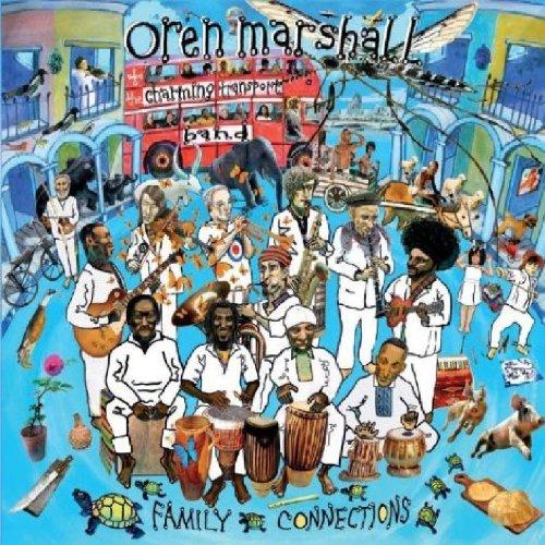 Oren Marshall