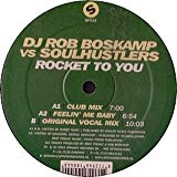 Rob Boskamp, DJ